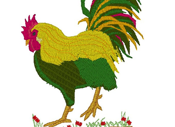 Rooster 5 x7 (130 x 170)