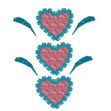 3 Hearts Splash