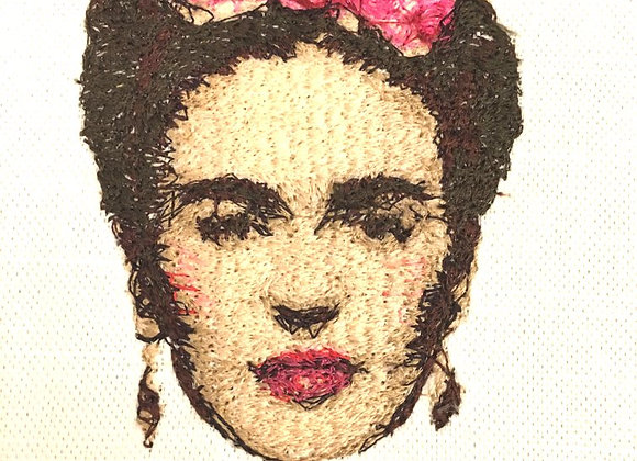 Frida Kahlo Photostitch Design
