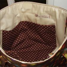 Nappy/Diaper bag inside 2