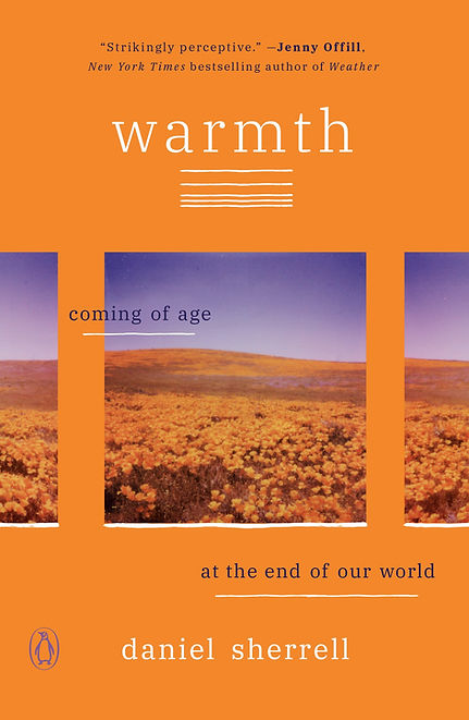 Warmth: Coming of Age at the End of Our World book cover