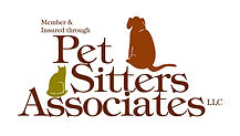 Member and Insured by Pet Sitters Associates
