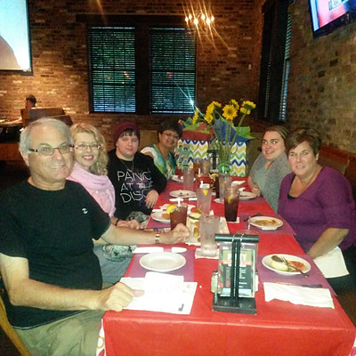 Board Dinner Outing at Moore's Tavern