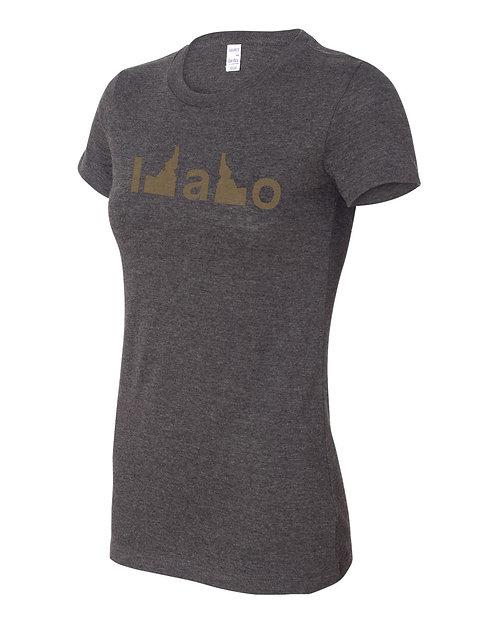 Womens Tshirt I(idaho)a(idaho)o