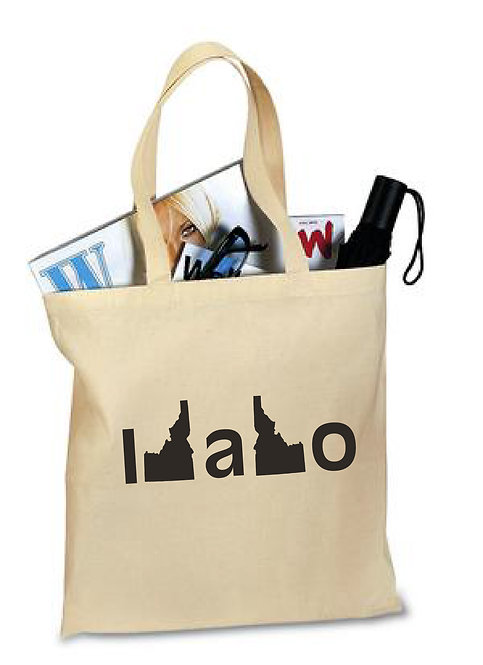 Tote Bag I(idaho)a(idaho)o