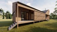 Modern Beerwah Cabin