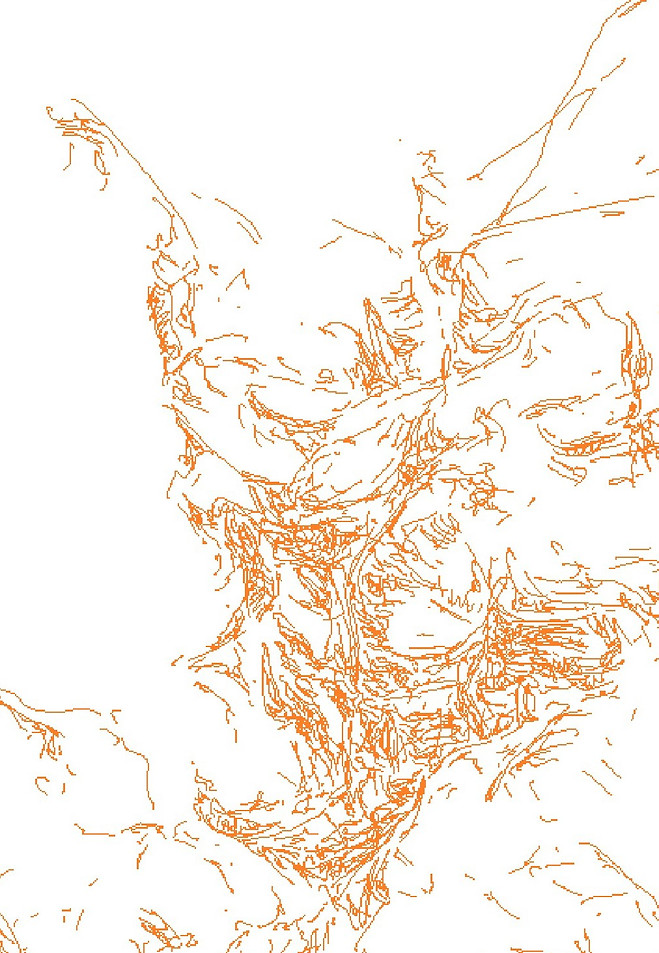 Sample 1, 2013 (Detail)