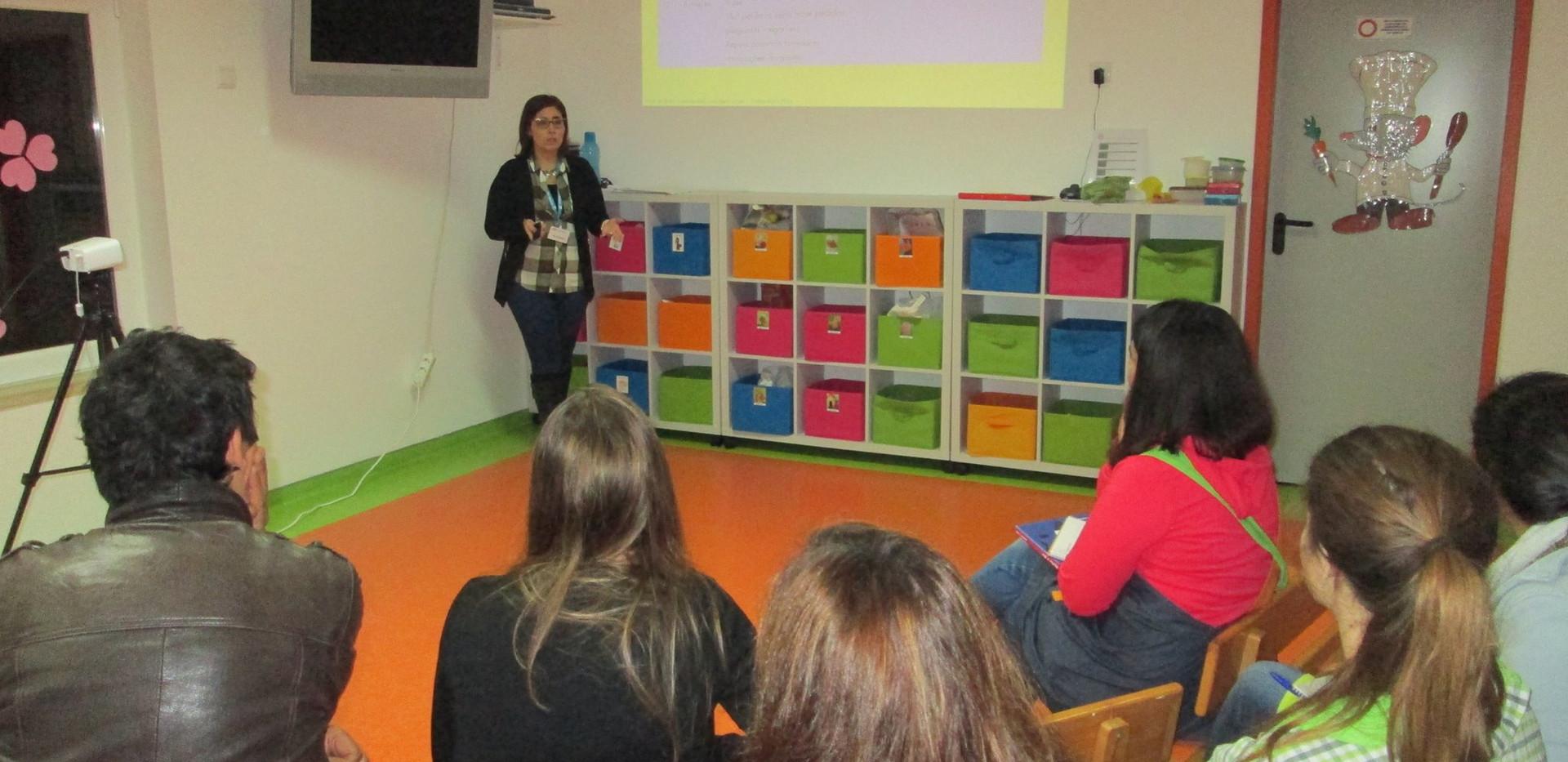 Workshop Sinais de Alerta - Vivakids, Setúbal
