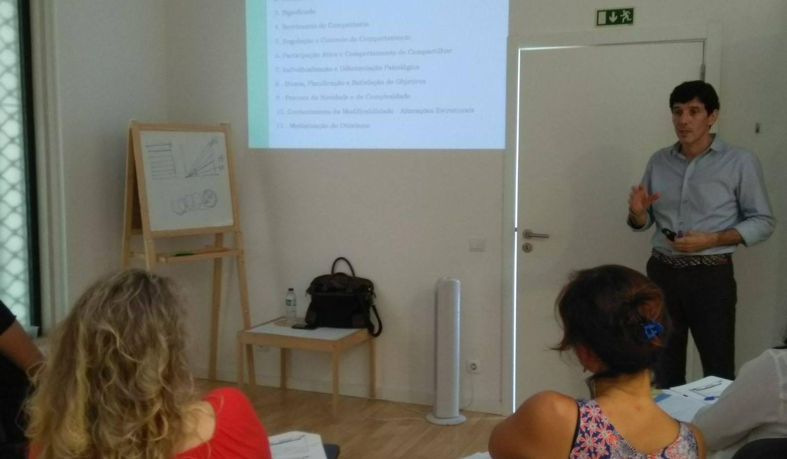 Workshop Educação Cognitiva