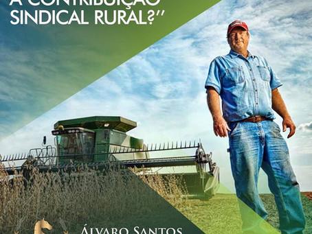 Preciso pagar a contribuição sindical rural?