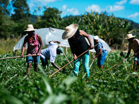 Correntina-BA: Agricultura familiar versus Agronegócio?