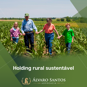 Holding rural sustentável