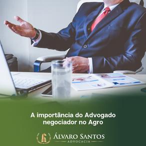 A importância do advogado negociador no Agro