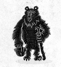 Bear, 2018