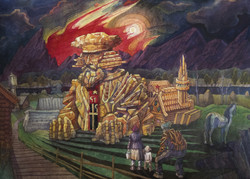 The Proletarian Sphinx, 2021