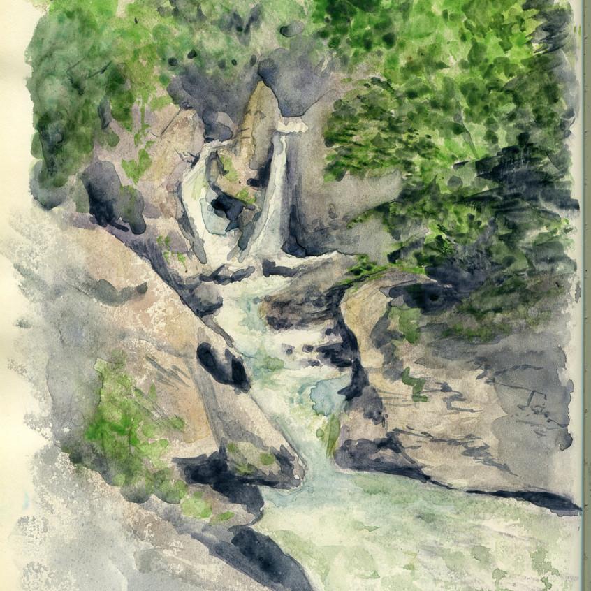 Bash Bish Falls 2014