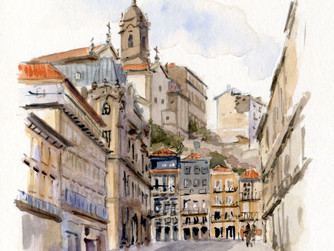 Portugal Sketchcation: Day 5