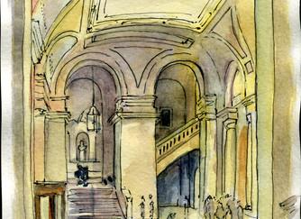 Flashback Friday: New York Library