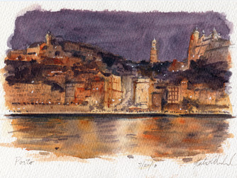 Portugal Sketchcation: Day 6