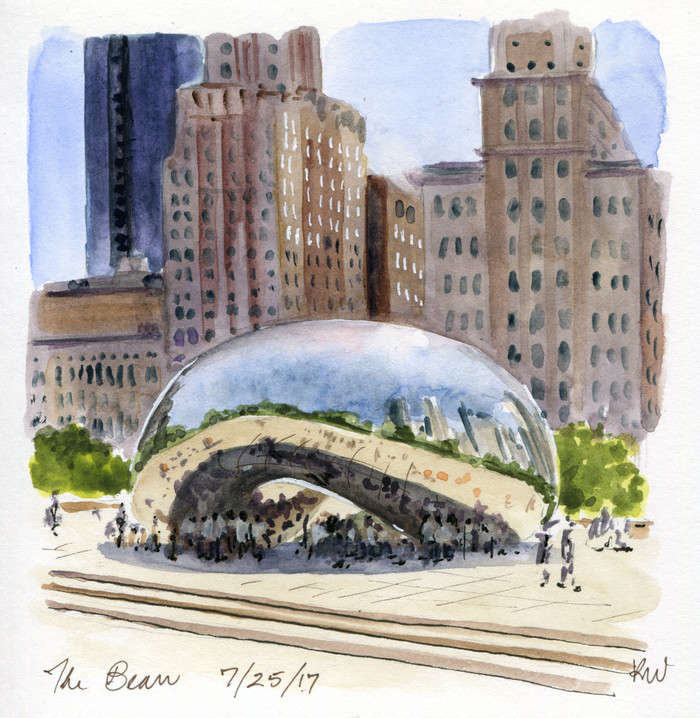 Chicago Sketchcation: Part 2