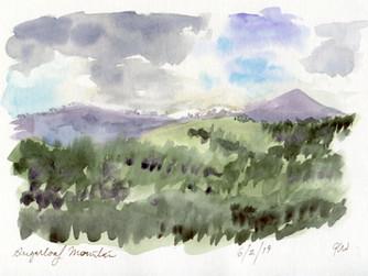 Colorado Sketchcation: Day 10