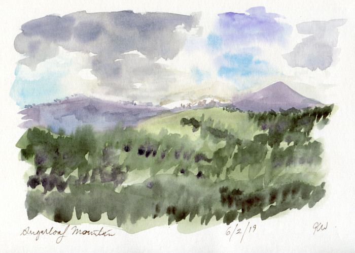 Colorado Sketchcation: Day 10