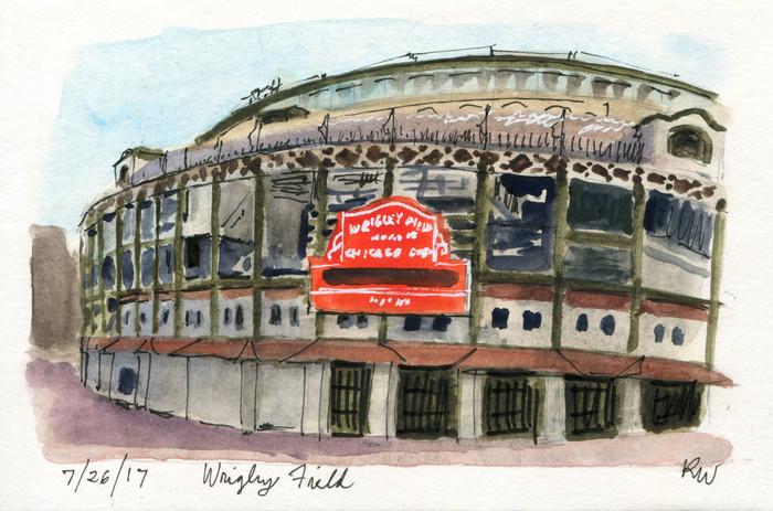 Chicago Sketchcation: Part 3