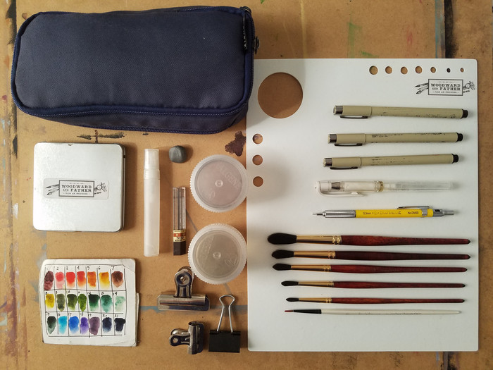 My Everyday Sketch Kit