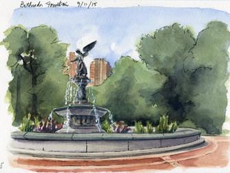 Flashback Friday: Summer in Central Park