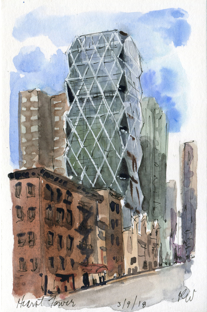 Hearst Tower: Revisited!