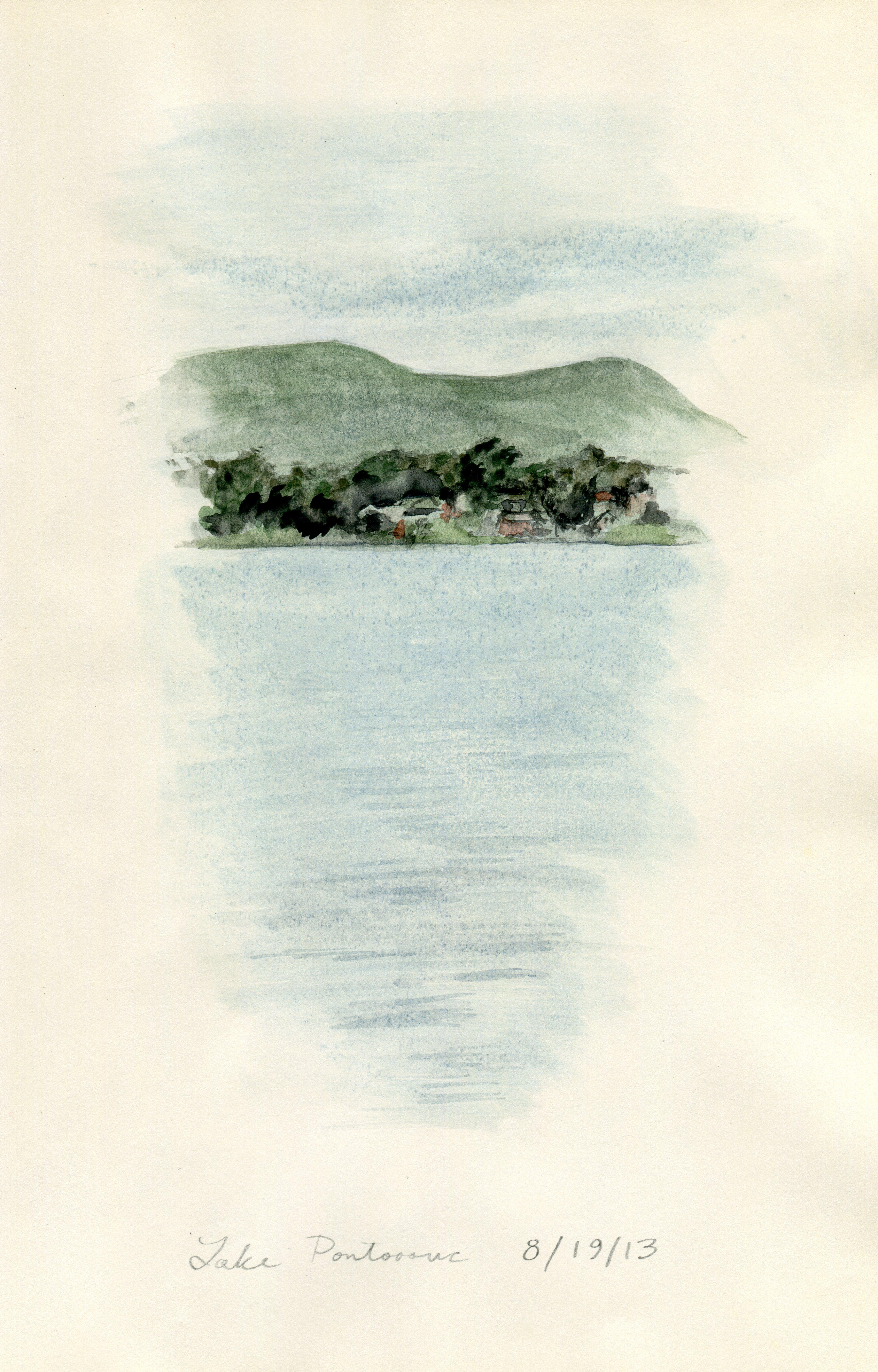 Lake Pontoosuc