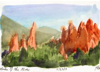 Colorado Sketchcation: Day 2
