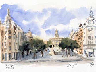 Portugal Sketchcation: Day 7