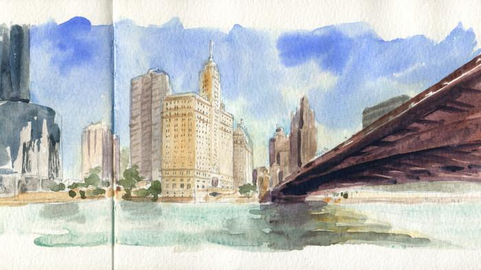 Chicago Sketchcation: Part 6