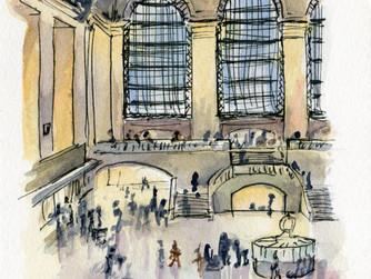 Flashback Friday: Grand Central