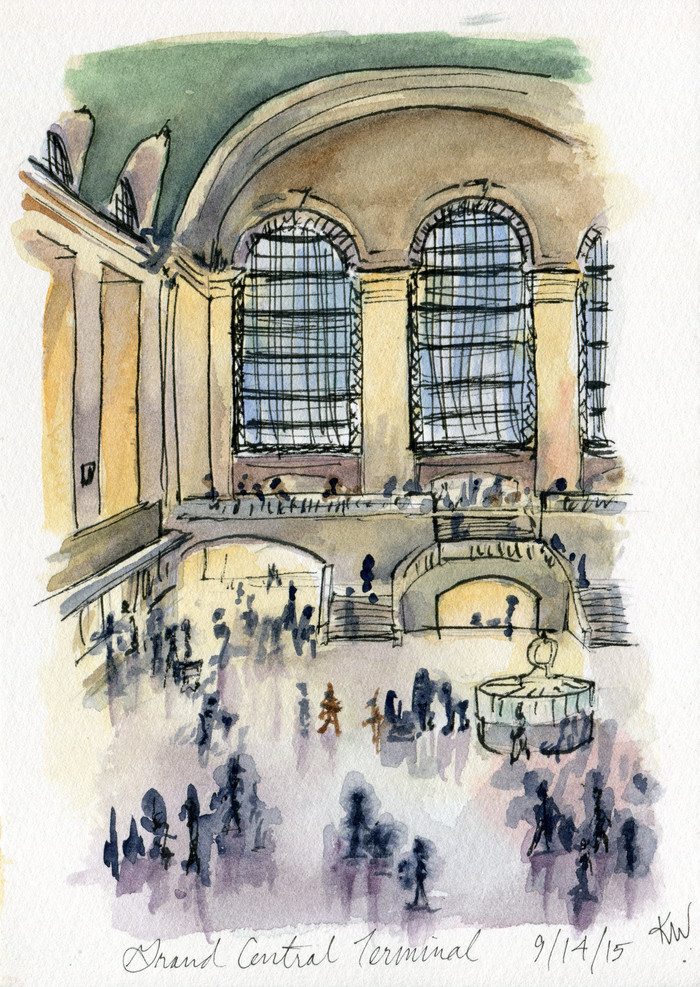 Flashback Friday: Grand Central