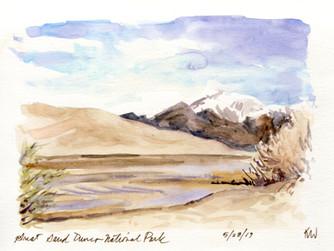 Colorado Sketchcation: Day 5