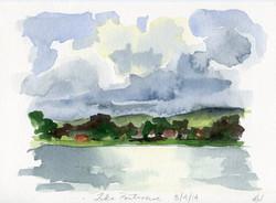 Lake Pontoosuc 2015