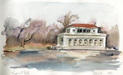 Prospect Park Boathouse