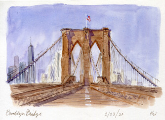 Brooklyn Bridge, From Every Angle