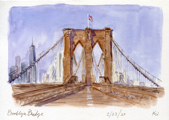 Brooklyn Bridge, From Every Angle
