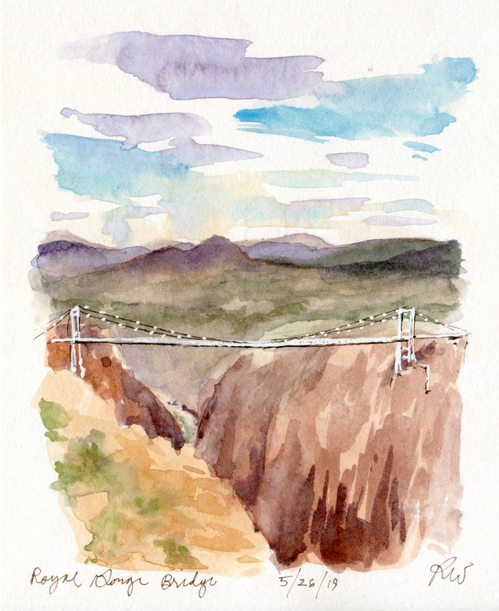 Colorado Sketchcation: Day 4