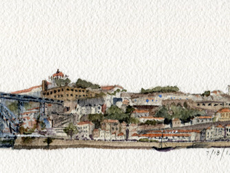 Portugal Sketchcation: Day 4