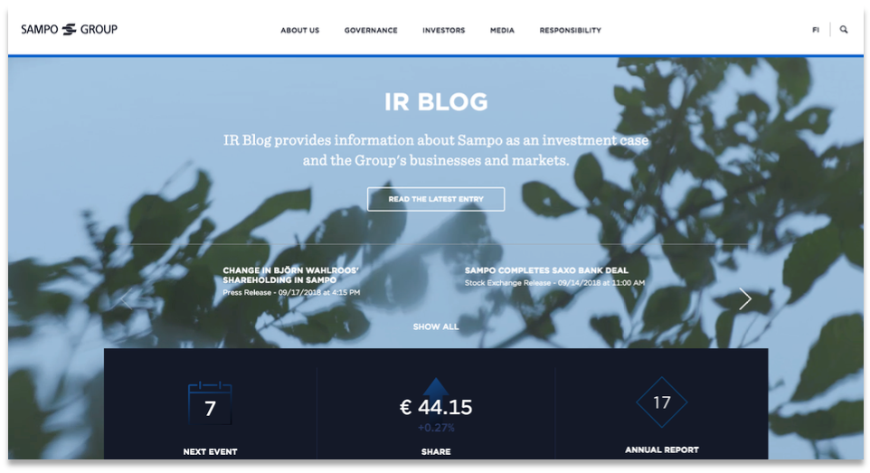 Sampo's homepage