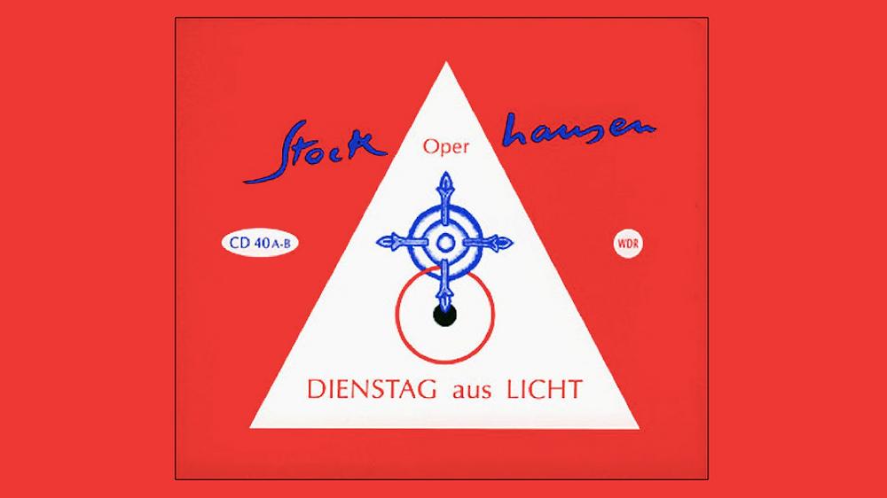 Stockhausen Edition no. 40 DIENSTAG aus LICHT