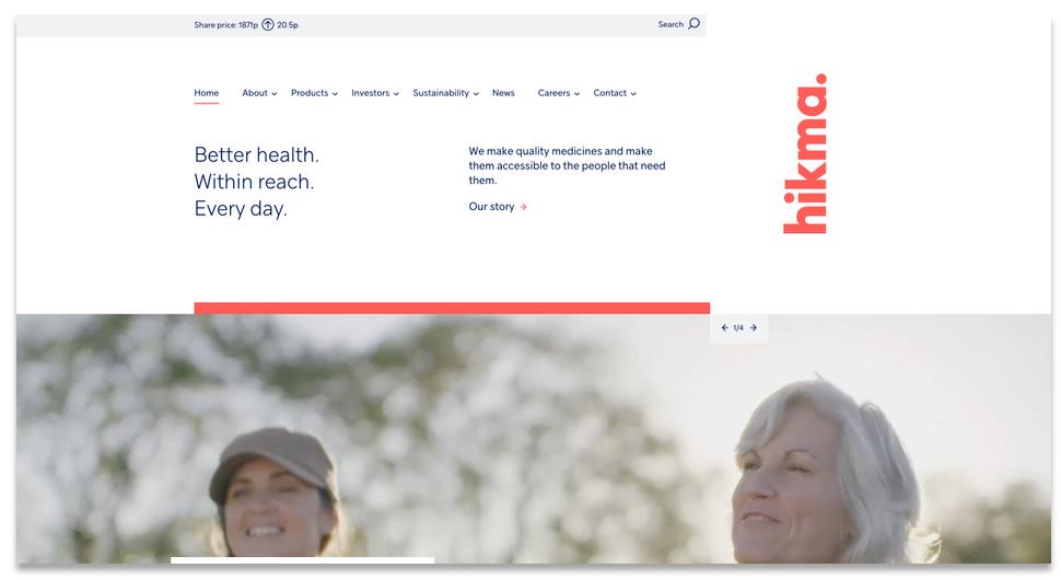 Hikma's homepage