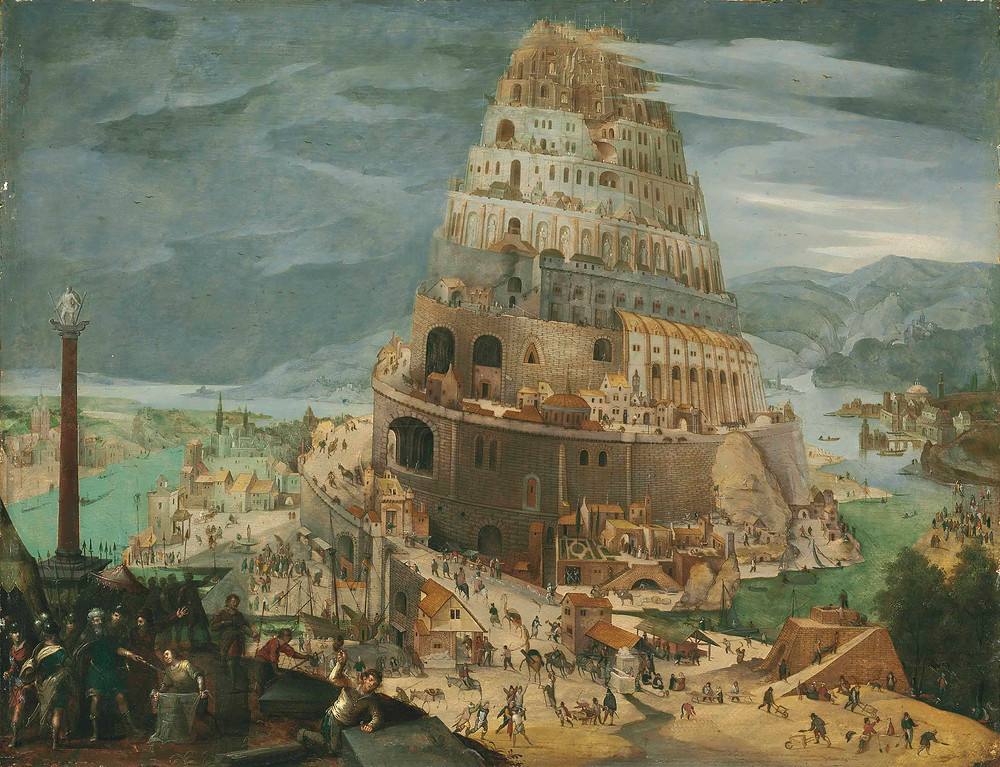 The Tower of Babel, Abel Grimmer