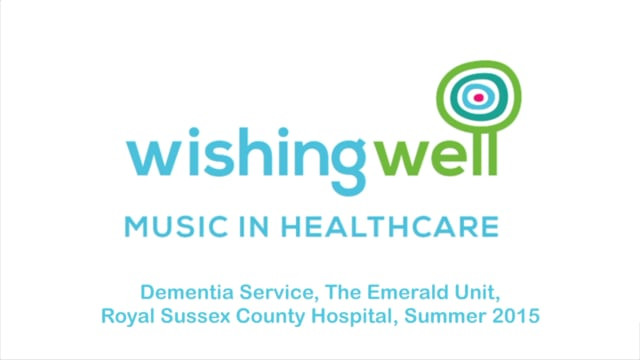 NHS Music and Dementia programme