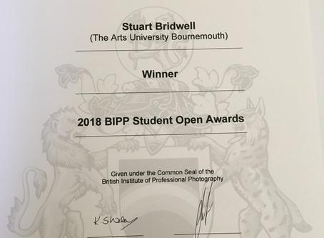 Award Winning - 2018 BIPP Student Open Awards Winner