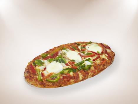 Mozarella & Pepper Pizza
